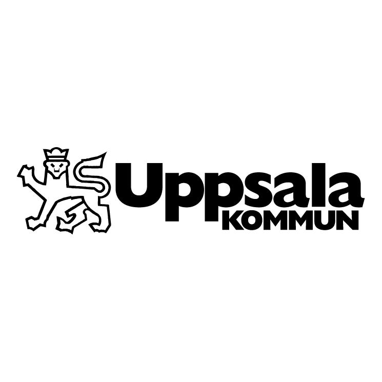 free vector Uppsala kommun