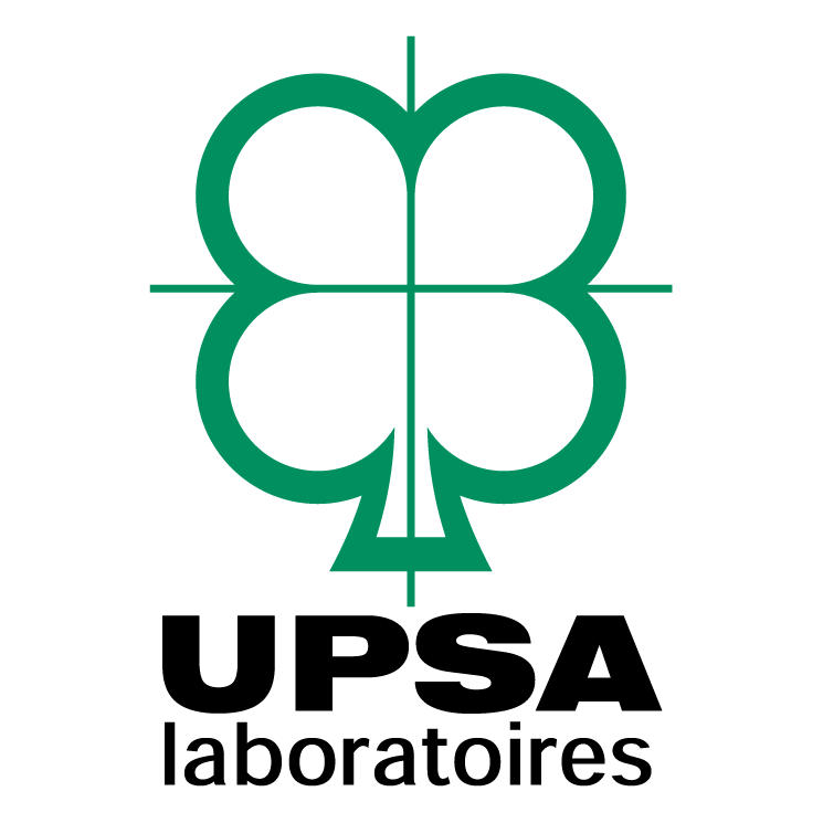 free vector Upsa laboratoires 0