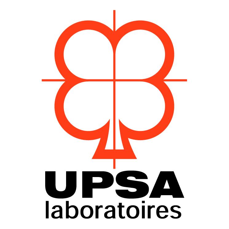 free vector Upsa laboratoires