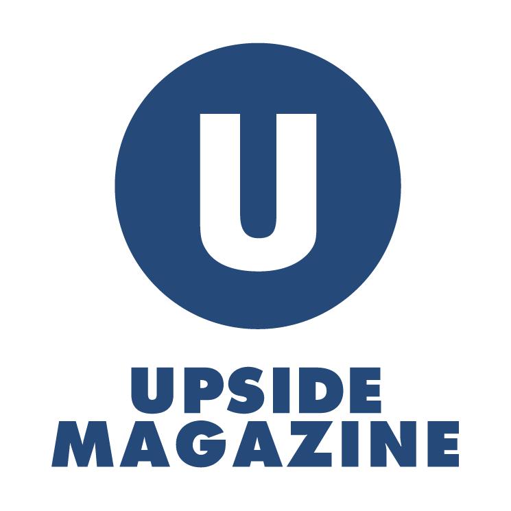 free vector Upside magazine