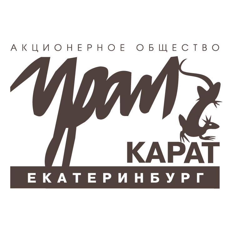 free vector Ural carat