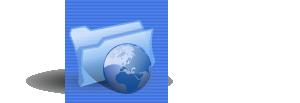 free vector Url Web Internet Folder Icon clip art