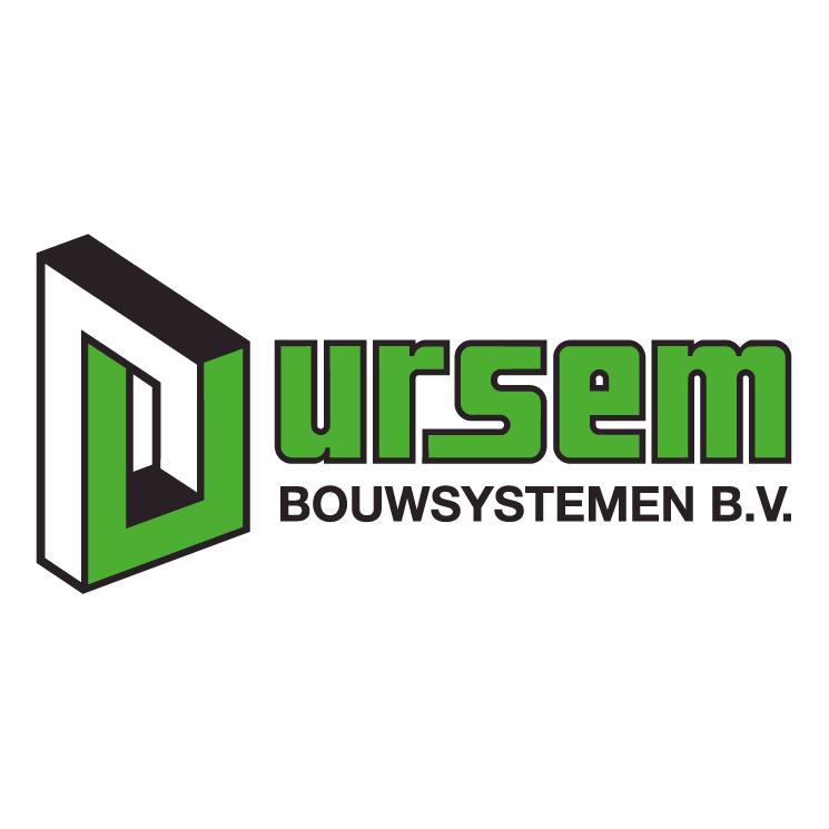 free vector Ursem bouwsystemen