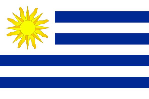 free vector Uruguay clip art