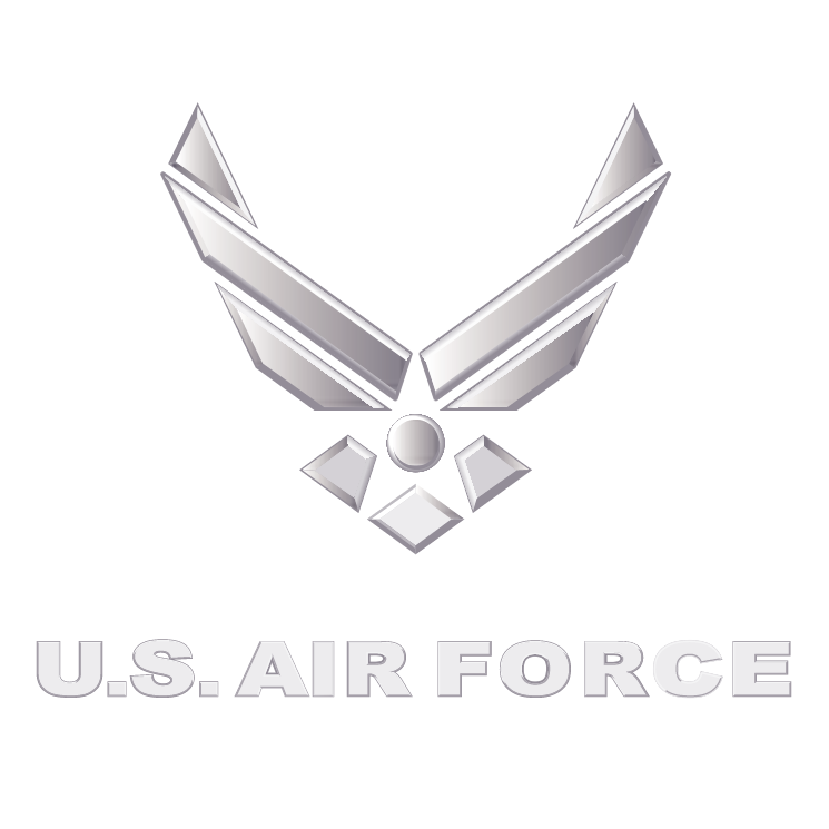 free vector Us air force 0