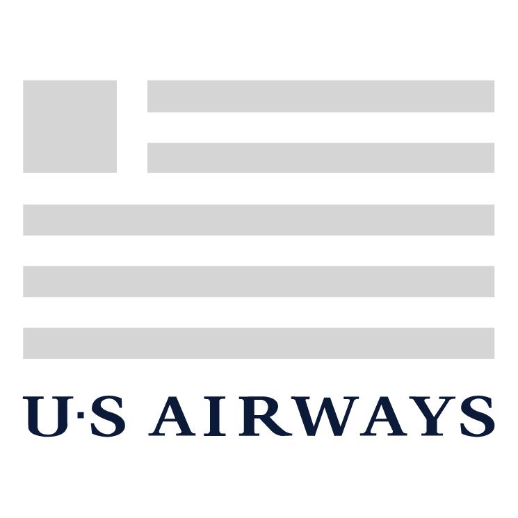 free vector Us airways 1
