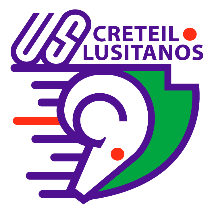 free vector Us creteil lusitanos