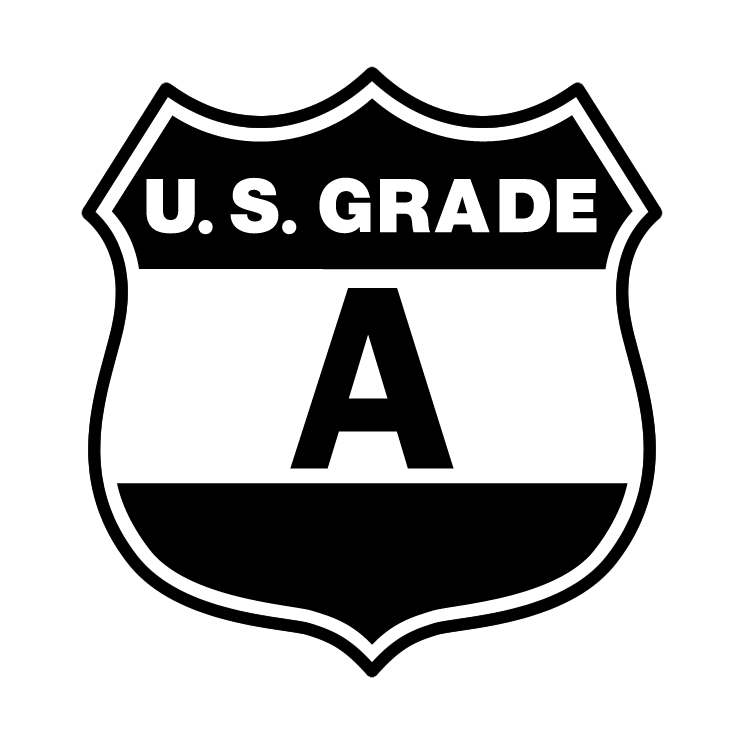 free vector Us grade a