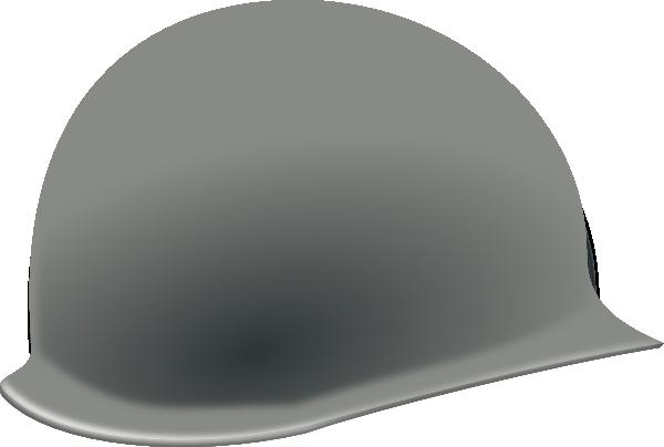 free vector Us Helmet Second World War clip art