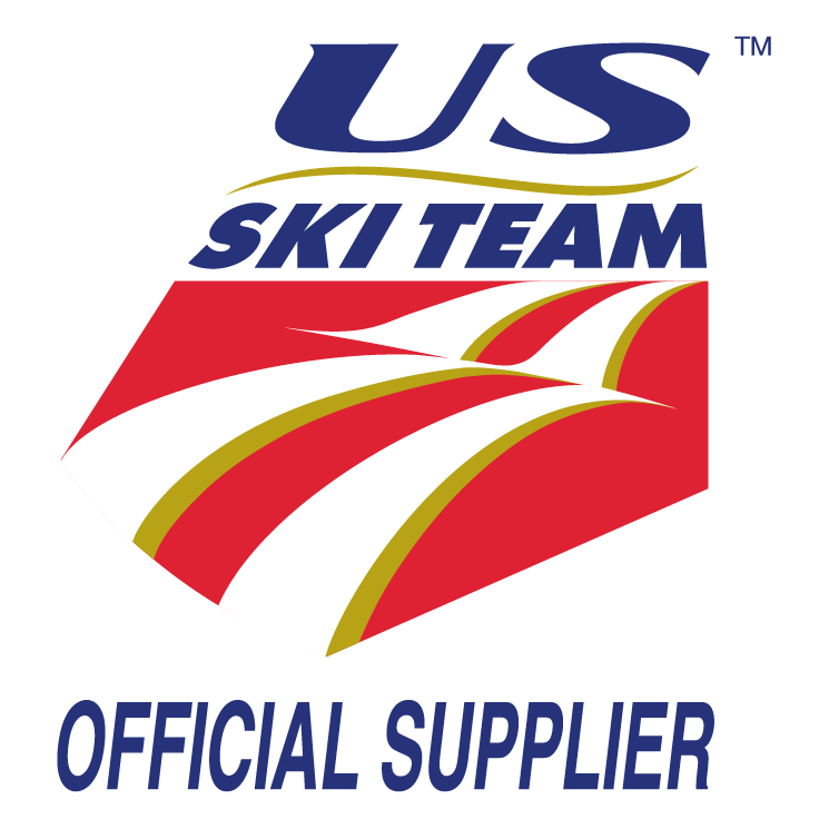 free vector Us ski team official supplier