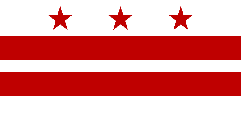 free vector Usa district of columbia
