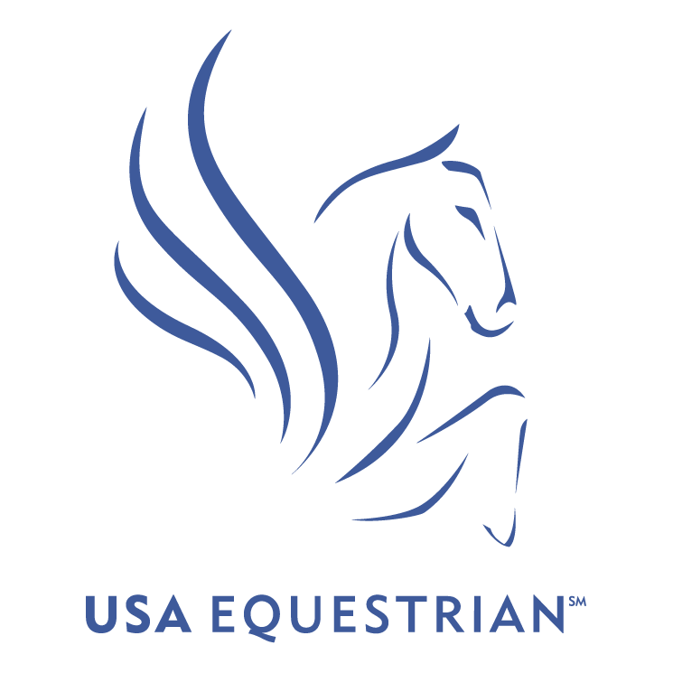 free vector Usa equestrian