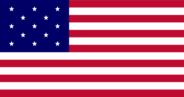 free vector Usa Flag, Fewer Stars clip art