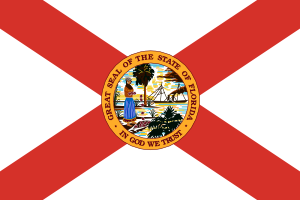 free vector Usa Florida clip art