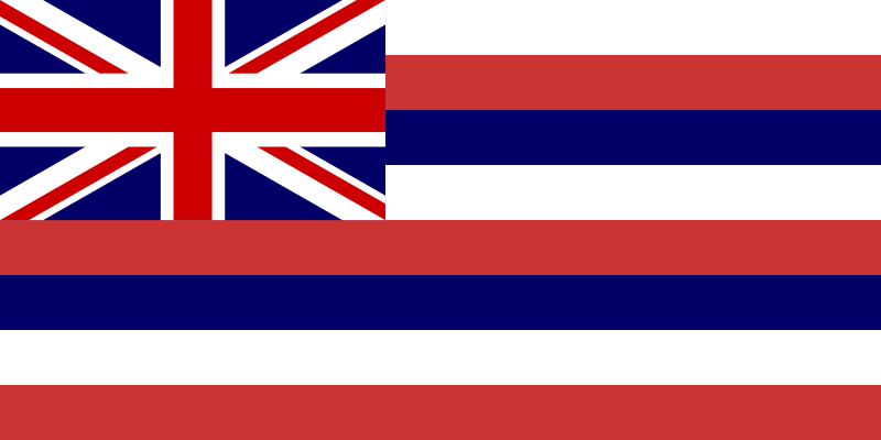 free vector Usa hawaii