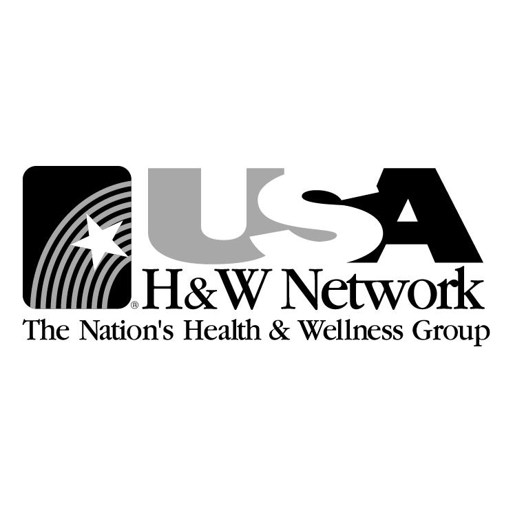 free vector Usa hw network