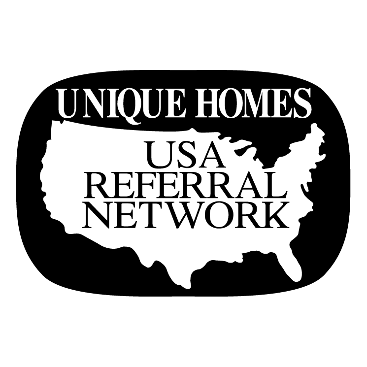 free vector Usa referral network