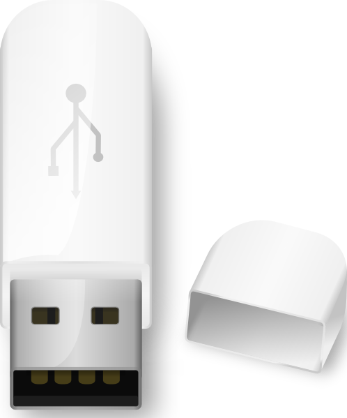 free vector Usb Flash Drive clip art