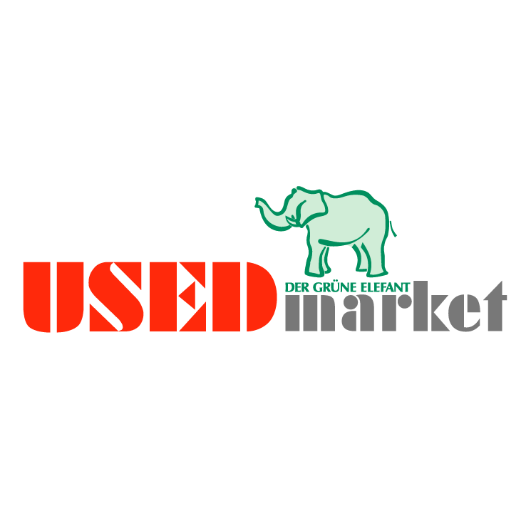 free vector Used market