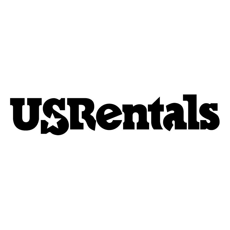 free vector Usrentals