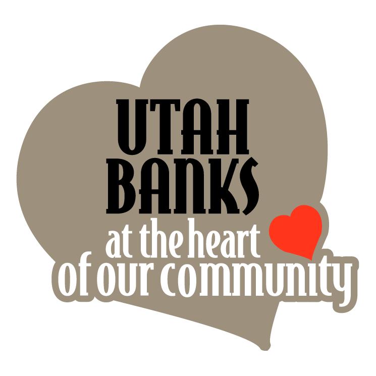 free vector Utah banks