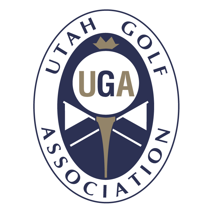 free vector Utah golf association