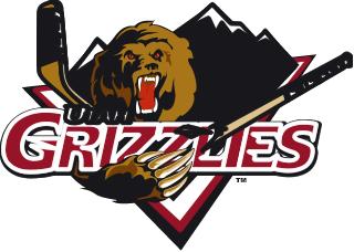 free vector Utah grizzlies 0