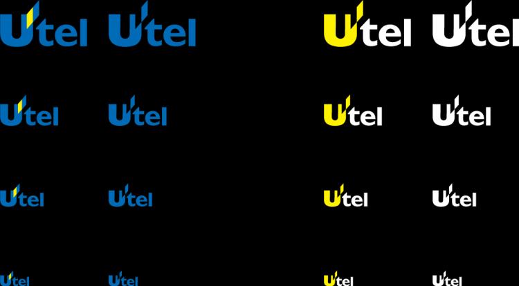 free vector Utel logo