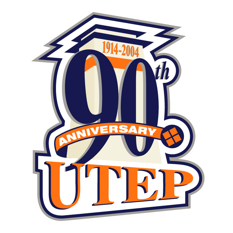 free vector Utep 0