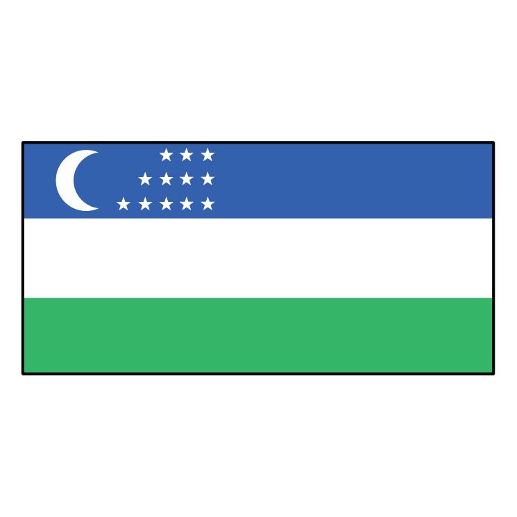 free vector Uzbekistan 0