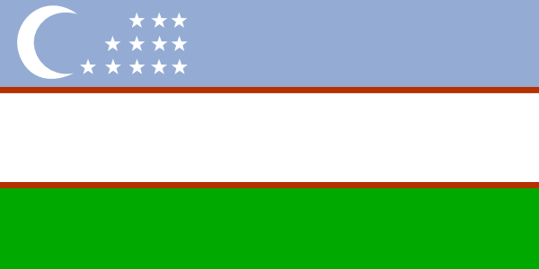 free vector Uzbekistan clip art