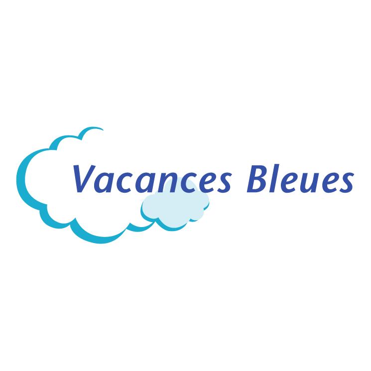free vector Vacances bleues