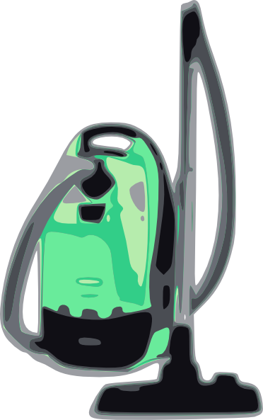 free vector Vacuum_cleaner clip art