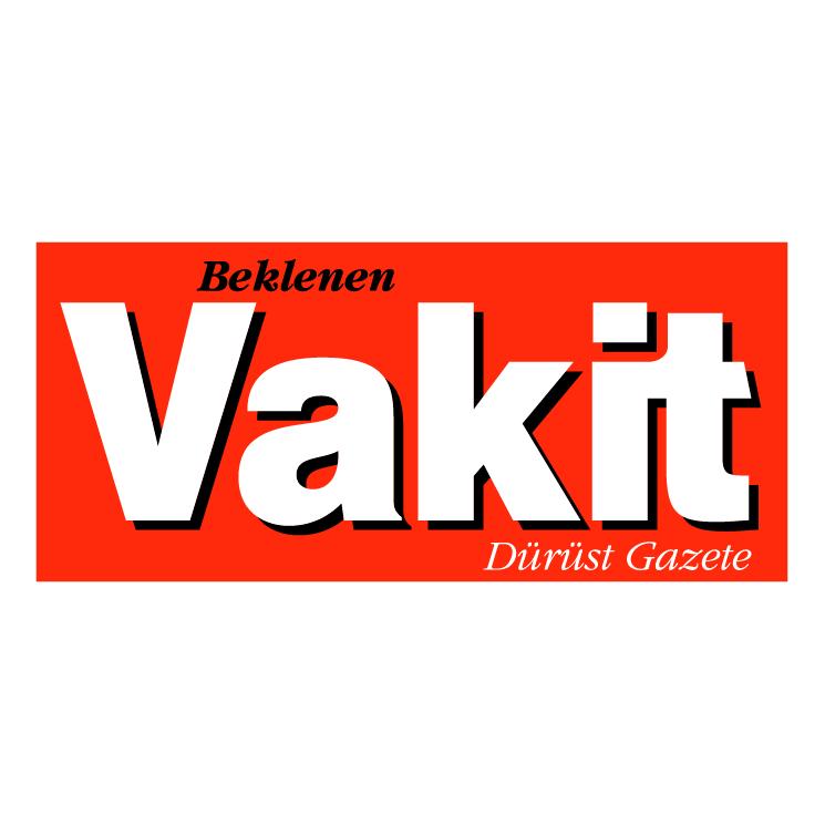 free vector Vakit