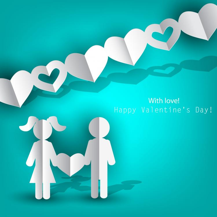 free vector Valentine label elements 05 vector