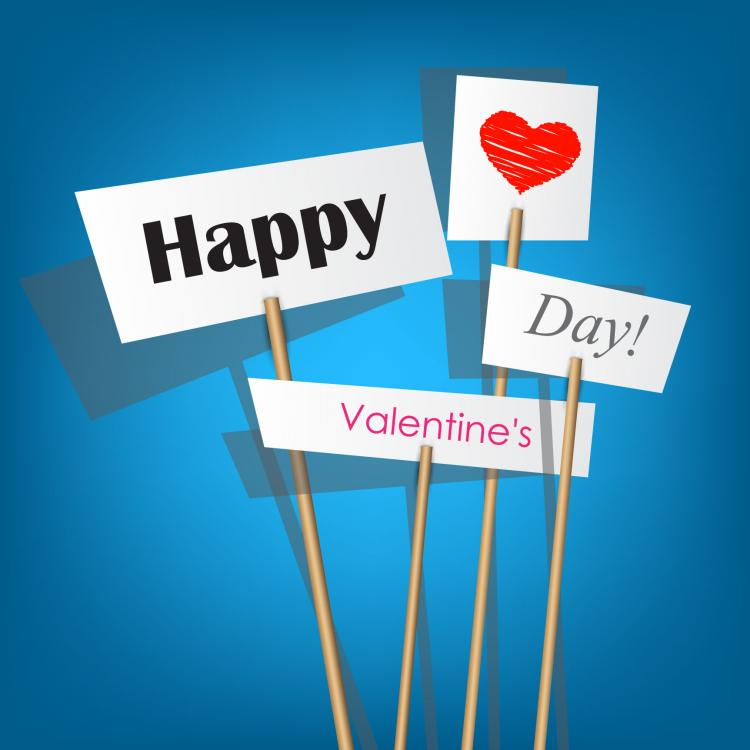 free vector Valentine label elements 08 vector