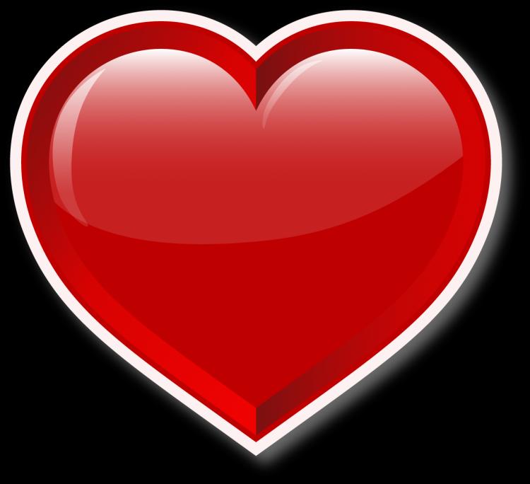 free vector Valentineâ??s Heart