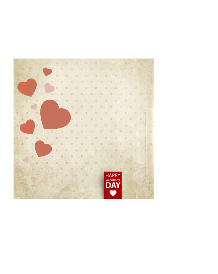 free vector Valentine39s day card background 02 vector