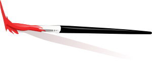 free vector Valessiobrito Paint Brush clip art