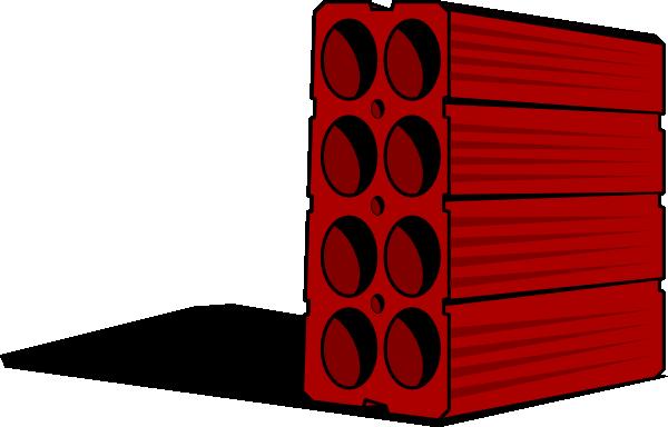 free vector Valessiobrito Red Brick For Construction clip art