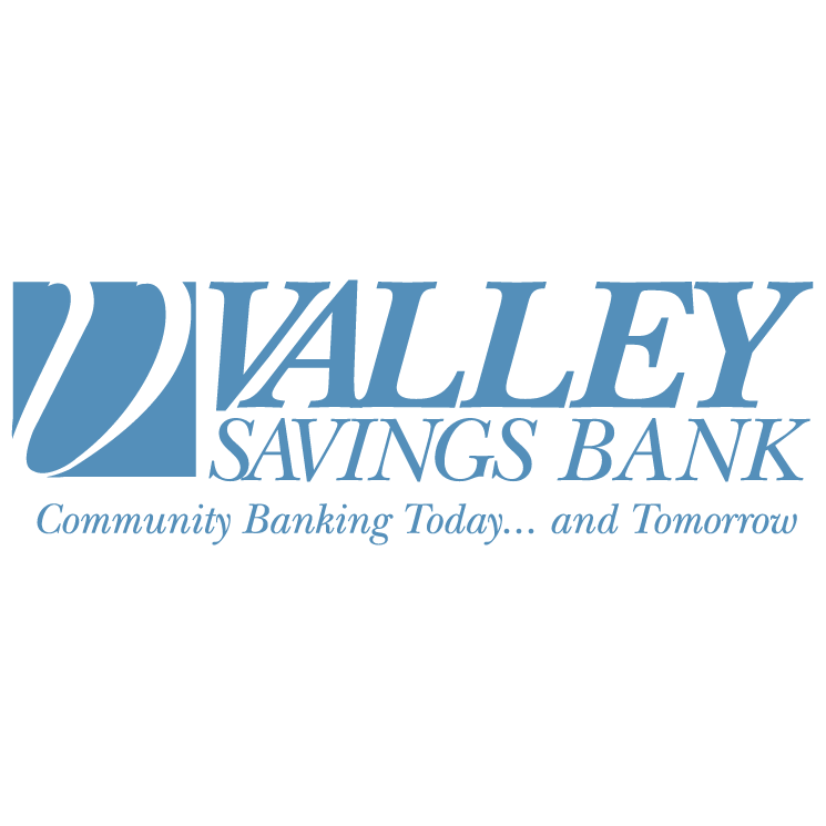free vector Valley savings bank