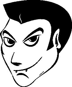 free vector Vampire clip art