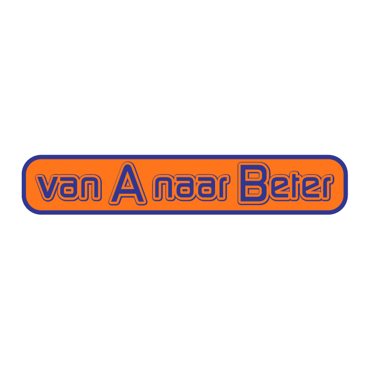 free vector Van a naar beter