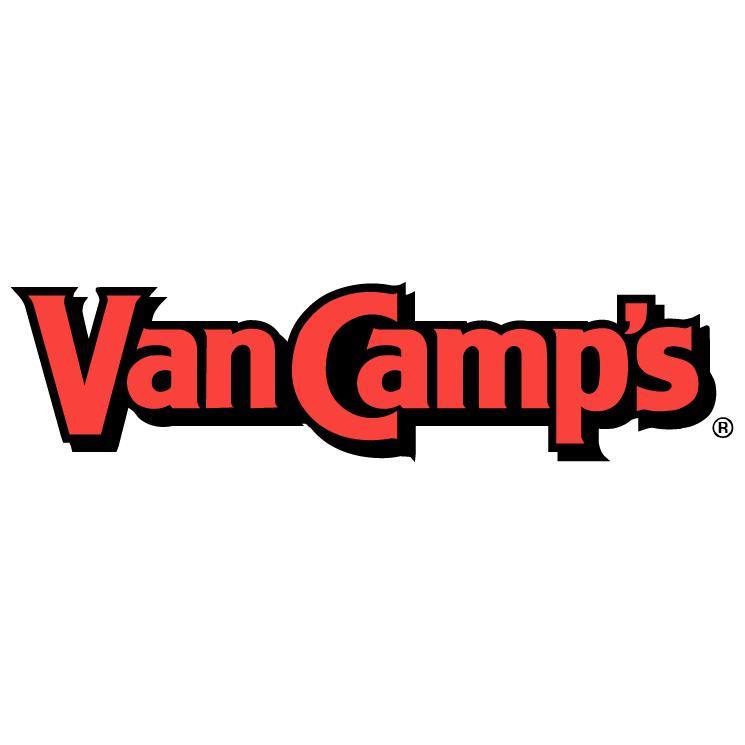 free vector Van camps