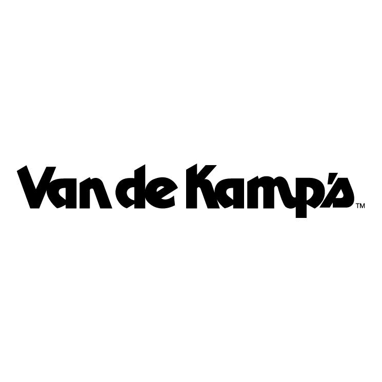 free vector Van de kamps