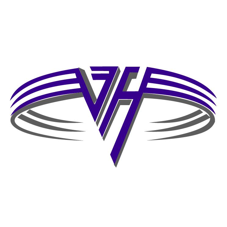 free vector Van halen