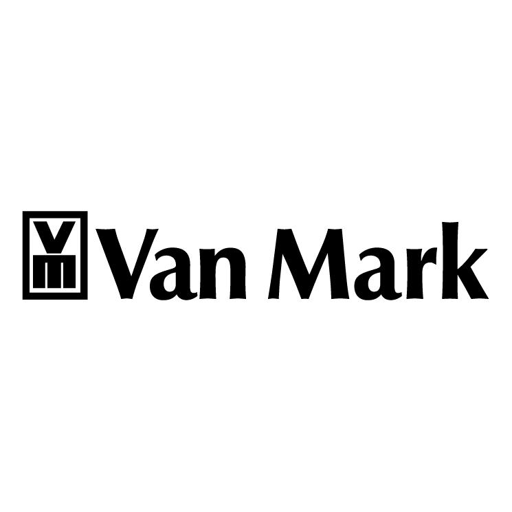 free vector Van mark