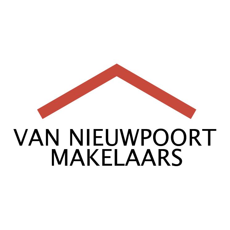 free vector Van nieuwpoort makelaars