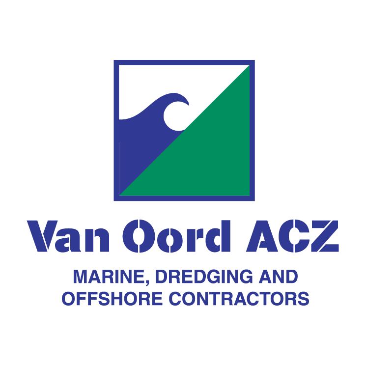 free vector Van oord acz