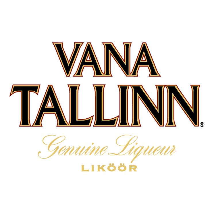 free vector Vana tallinn liqueur
